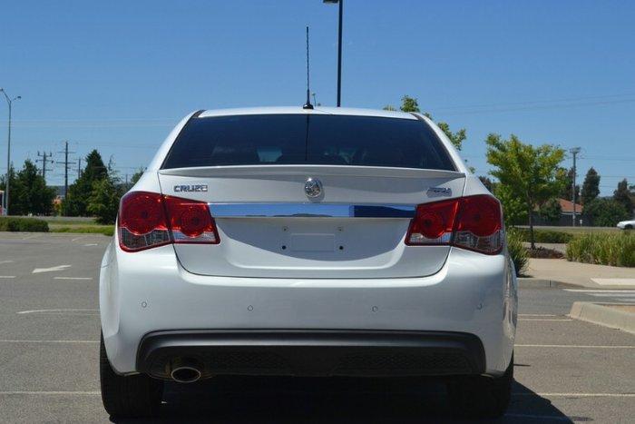 2015 Holden Cruze SRi JH Series II MY15 HERON WHITE