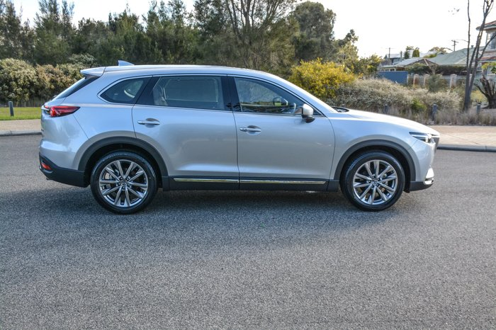 2019 Mazda CX-9 Azami LE TC 4X4 On Demand Silver
