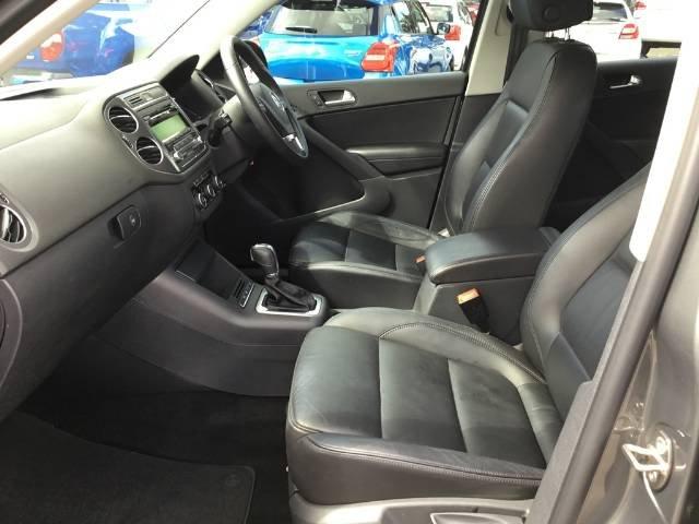 2012 Volkswagen Tiguan 103TDI 5N MY12.5 Four Wheel Drive PEPPER GREY