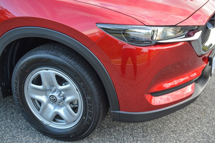 2019 Mazda CX-5 Maxx KF Series Red
