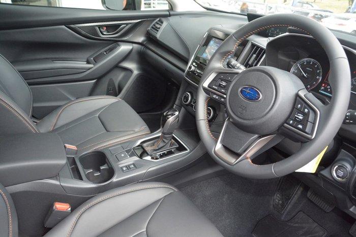 2019 Subaru XV 2.0i Limited Edition G5X MY19 Four Wheel Drive Orange