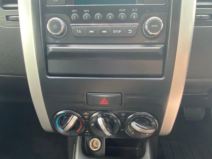 2012 Nissan X-TRAIL ST T31 Series IV 4X4 On Demand White