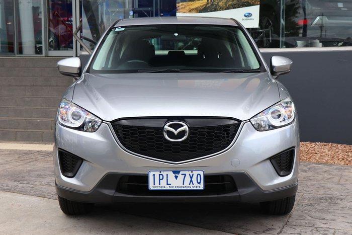 2012 Mazda CX-5 Maxx KE Series Silver
