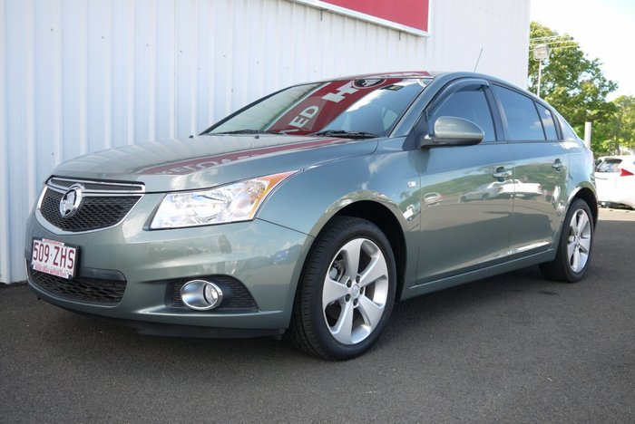 2014 Holden Cruze