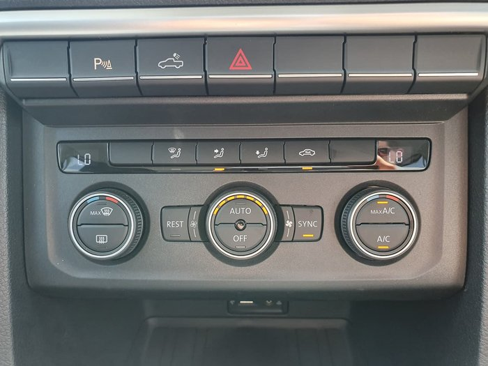 2019 Volkswagen Amarok TDI550 Sportline 2H MY19 4X4 Constant White