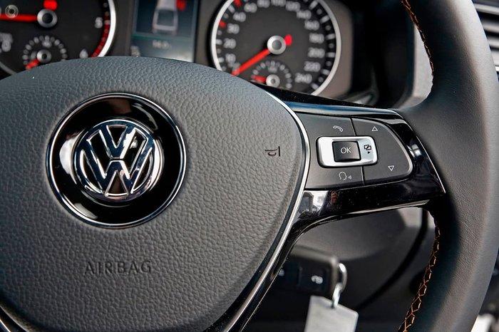 2019 Volkswagen Amarok TDI550 Canyon 2H MY19 4X4 Constant White