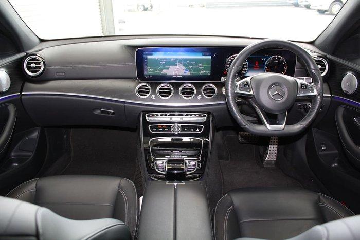 2017 Mercedes-Benz E-Class E400 W213 Four Wheel Drive Silver