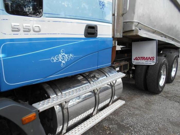 2005 IVECO POWERSTAR null null null