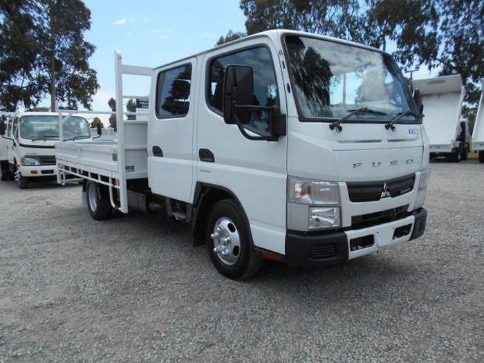 2014 FUSO CANTER 515 NARROW null null WHITE