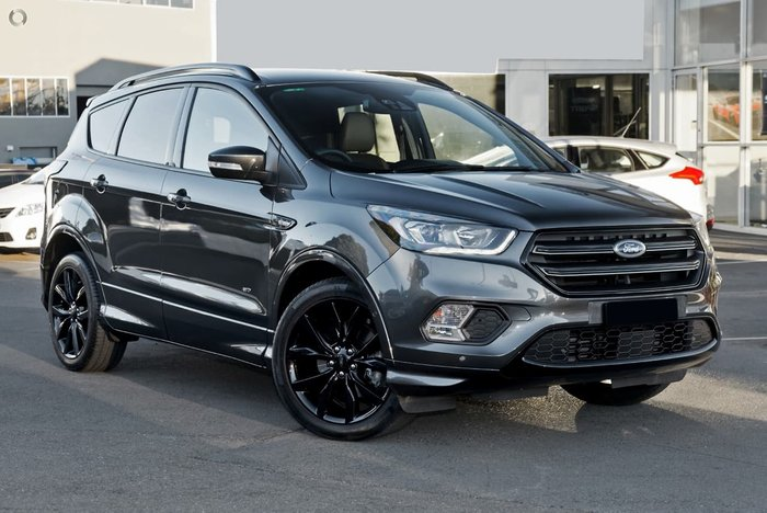 2019 Ford Escape ST-Line ZG MY19.75 4X4 On Demand Grey