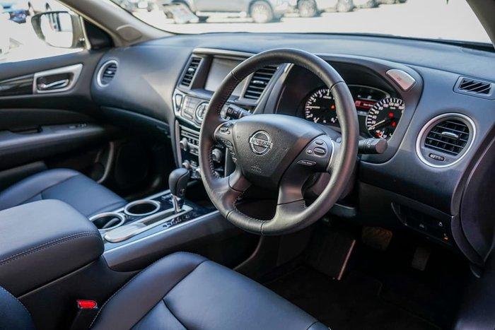 2019 Nissan Pathfinder ST-L R52 Series III MY19 Silver