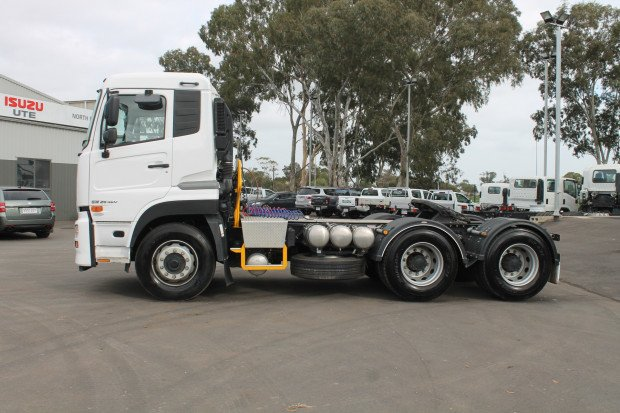 2017 UD QUON GW470 PRIME MOVER