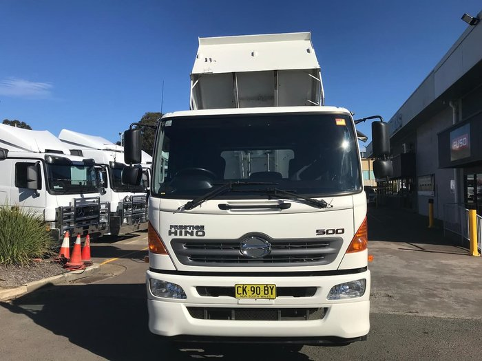 2016 HINO GH 1728-500 SERIES null null WHITE