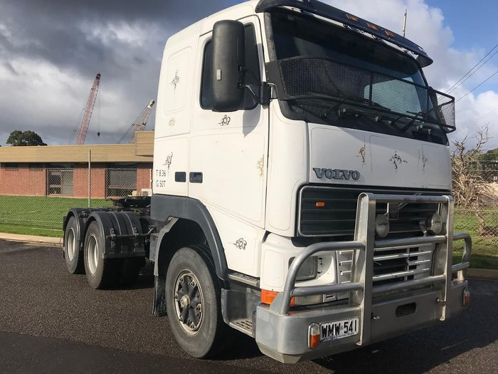 1994 VOLVO FH12 null null White