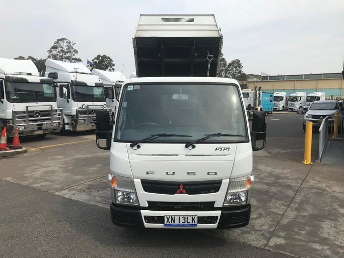 2016 MITSUBISHI CANTER 515 NARROW null null WHITE