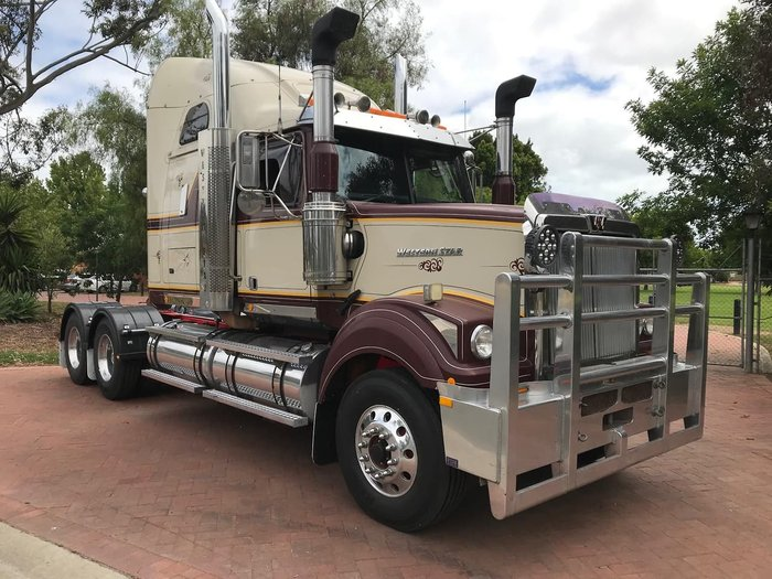 2012 WESTERN STAR 4964FX 4900FX null null null