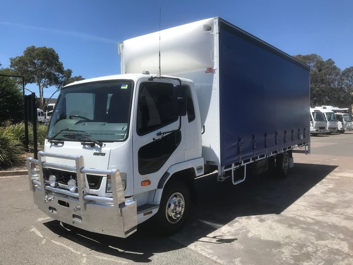 2016 MITSUBISHI FUSO FIGHTER 1024 10 PALLET null null WHITE