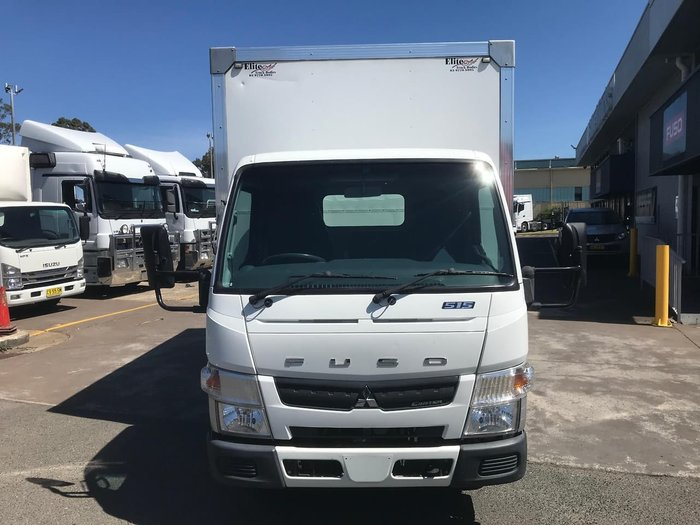 2015 MITSUBISHI CANTER 515 NARROW null null WHITE