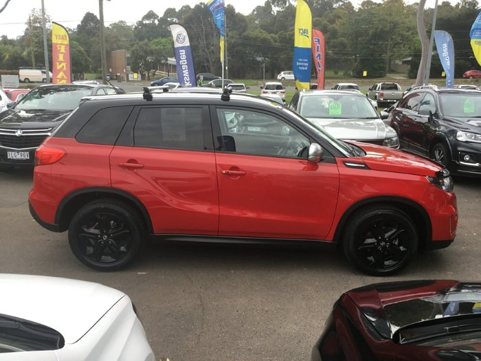 2016 Suzuki Vitara S Turbo LY RED