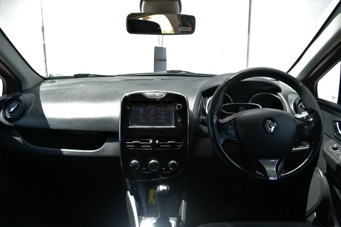 2015 RENAULT CLIO EXPRESSION EDC X98 SERIES IV RED