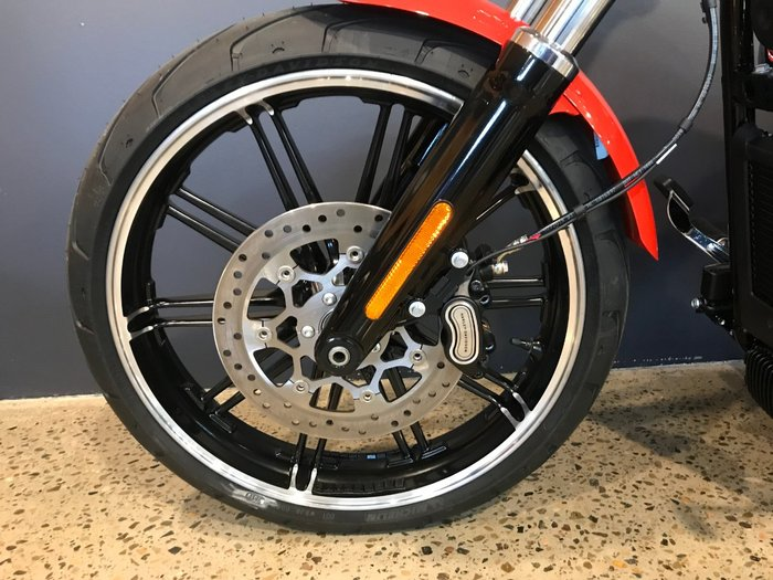 2020 Harley-davidson FXBRS BREAKOUT S (114) (SOLID) Performance Orange