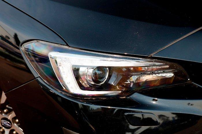 2019 Subaru Levorg 2.0 GT-S V1 MY19 Four Wheel Drive Black