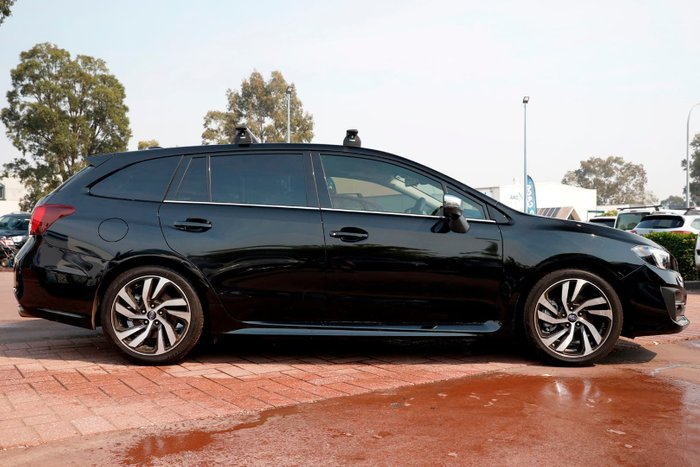 2019 Subaru Levorg 2.0 GT-S V1 MY19 Four Wheel Drive Black