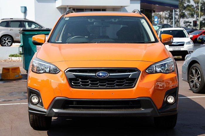 2018 Subaru XV 2.0i Premium G5X MY18 Four Wheel Drive Orange