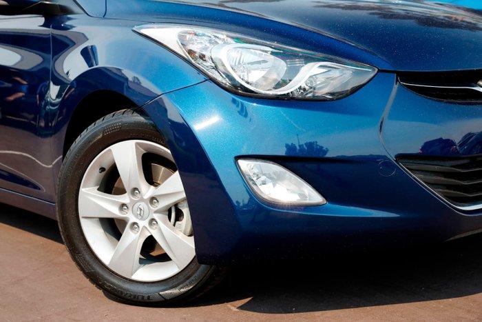 2012 Hyundai Elantra Elite MD Blue