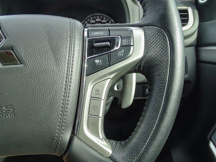 2018 Mitsubishi Pajero Sport Exceed QE MY18 4X4 Dual Range Red