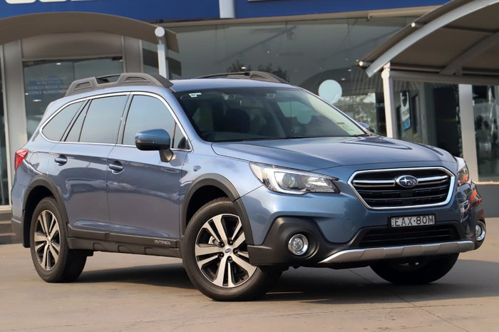 2019 Subaru Outback 2.5i 5GEN MY19 Four Wheel Drive Grey