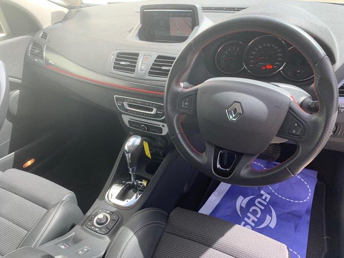 2016 Renault Megane GT-Line III B95 Phase 2 White