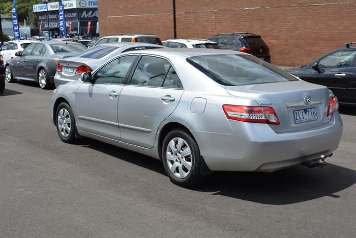 2010 Toyota Camry Altise ACV40R MY10 Silver