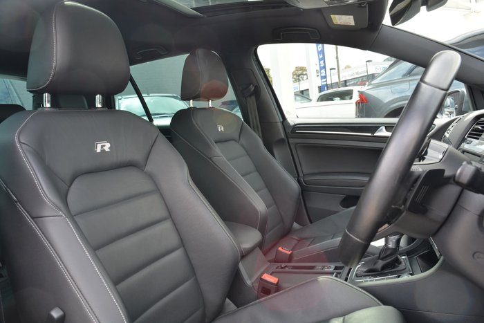 2017 Volkswagen Golf R 7 MY17 Four Wheel Drive Black