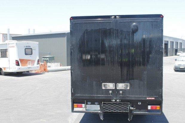 2015 Hino 916 - 300 Series MOBILE SHOWROOM WHITE / BLACK