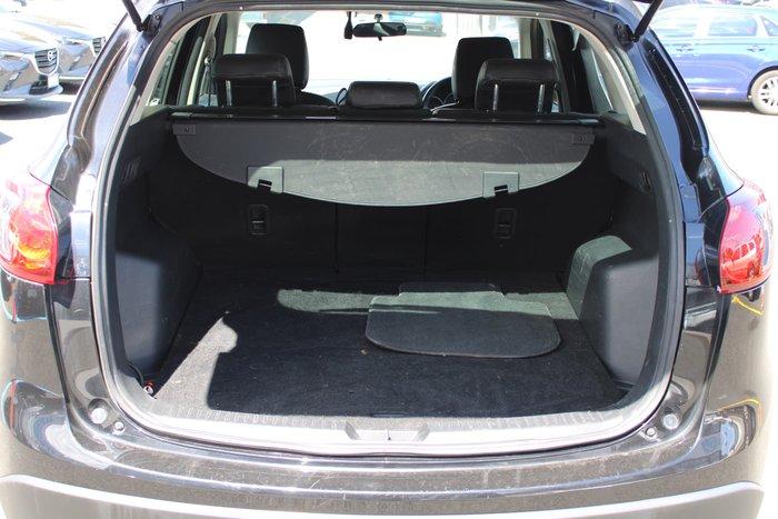 2012 Mazda CX-5 Maxx Sport KE Series Black