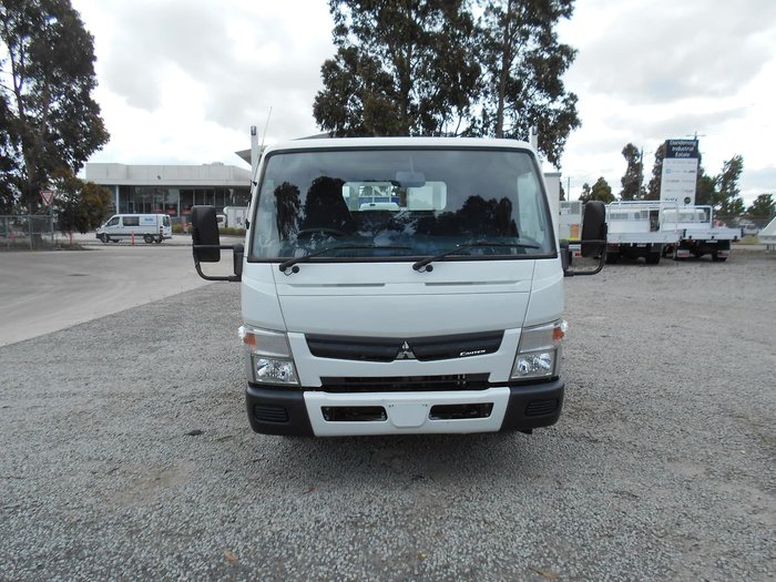 2012 FUSO CANTER 515 WIDE CAB null null WHITE