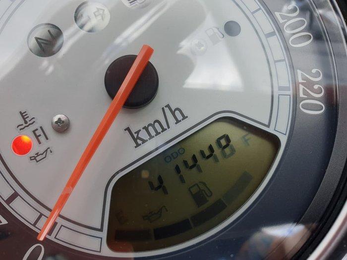 2007 KAWASAKI VULCAN 1600 NOMAD null null Red