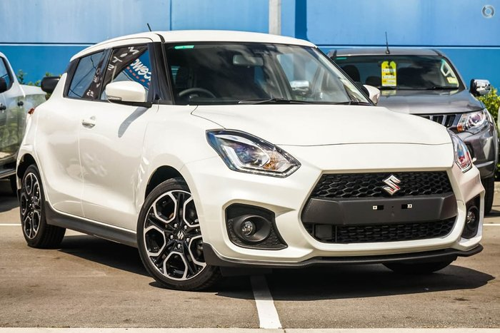 2019 Suzuki Swift Sport AZ Pure White