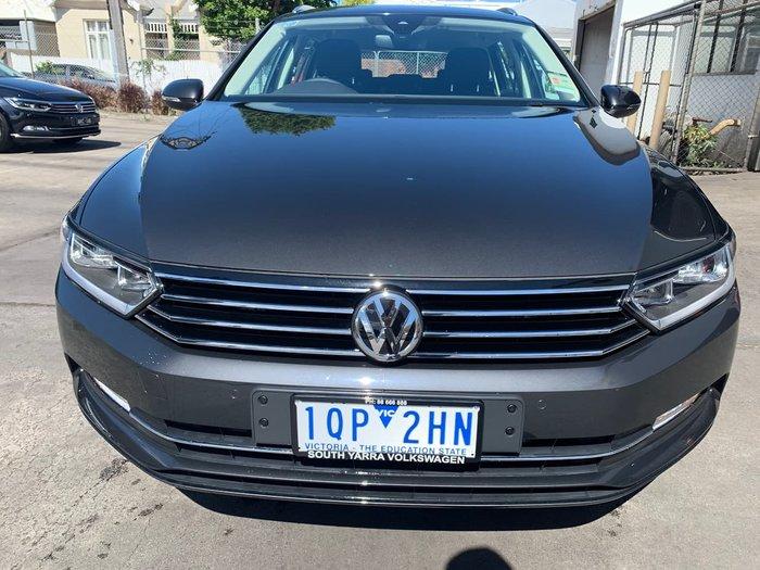2018 Volkswagen Passat 132TSI B8 MY19 Grey