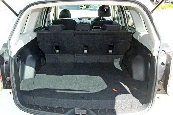 2018 Subaru Forester 2.5i-L S4 MY18 Four Wheel Drive White