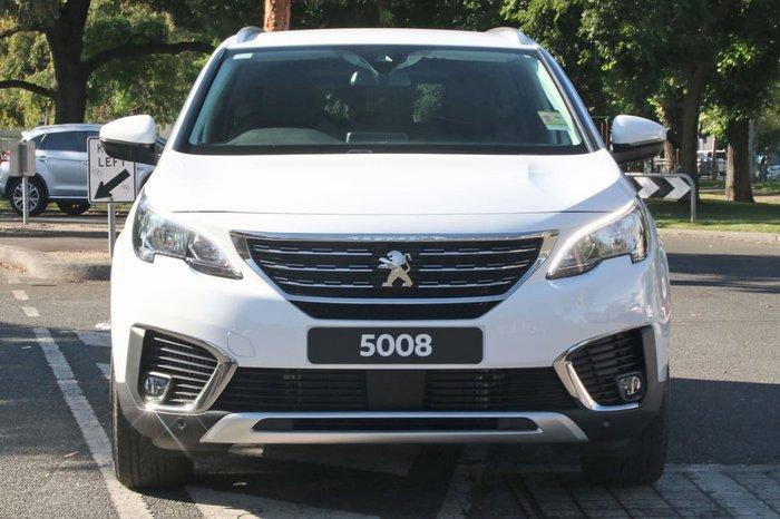 2018 Peugeot 5008 Allure MY18 White