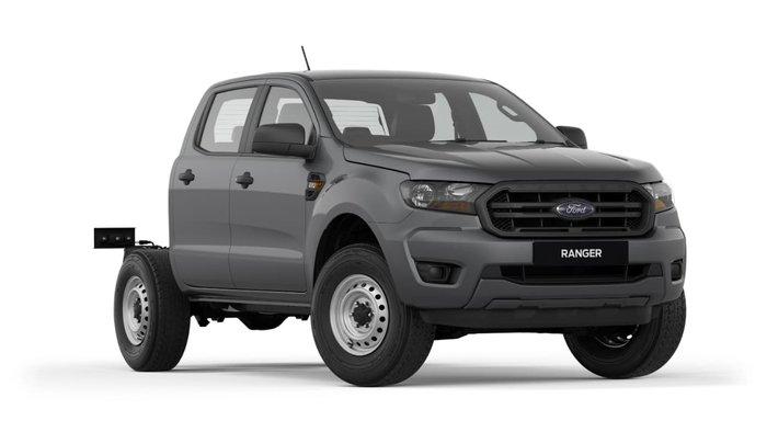 2018 Ford Ranger XL PX MkIII MY19 4X4 Dual Range Grey