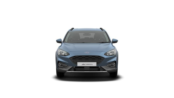 2019 Ford Focus Active SA MY19.75 Blue