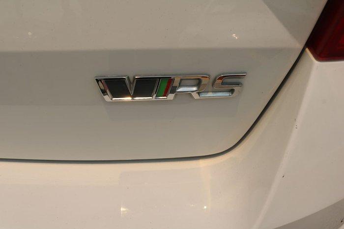 2014 SKODA Octavia RS 162TSI NE MY14 White