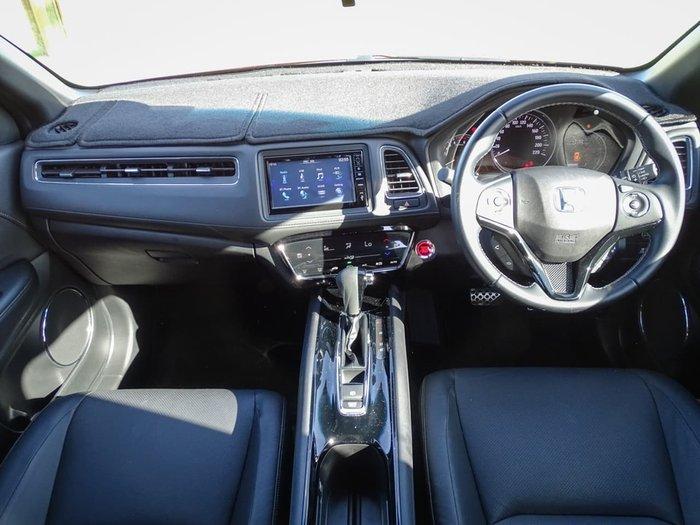 2018 Honda HR-V RS MY18 Red