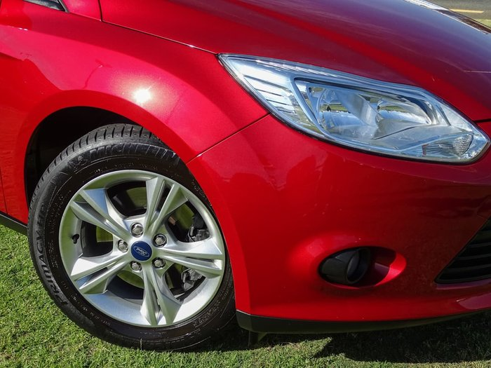 2012 Ford Focus Trend LW Red