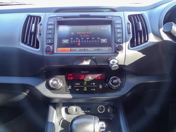 2013 Kia Sportage SLi SL MY13 4X4 On Demand Brown