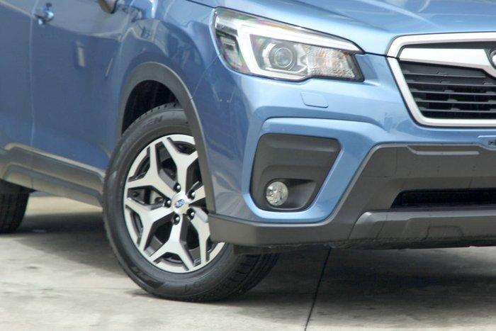 2018 Subaru Forester 2.5i S5 MY19 Four Wheel Drive Blue