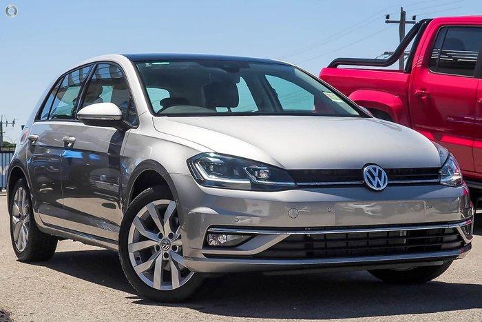 2019 Volkswagen Golf 110TSI Highline 7.5 MY20 Silver